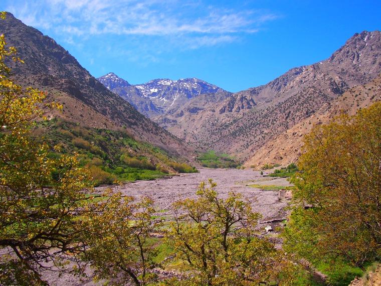 1. Morocco – Jebel Toubkal