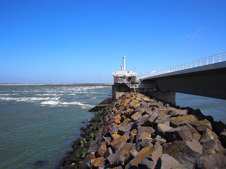 5.Netherlands-Zeeland-Oosterscheldekering