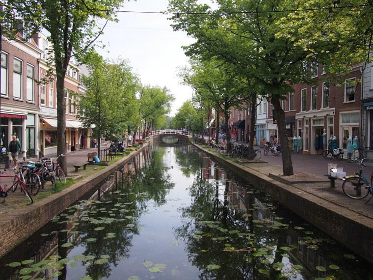 0.Netherlands – Rotterdam to Den Haag