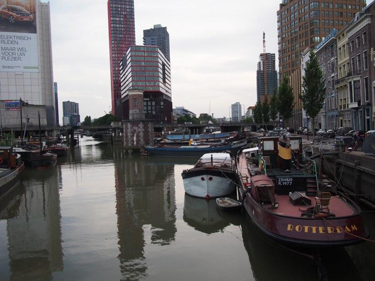 1.Netherlands – Rotterdam to Den Haag