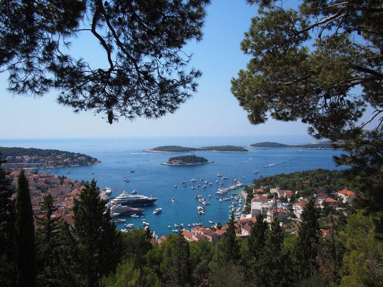 1.Croatia-Hvar Island-camp-vira