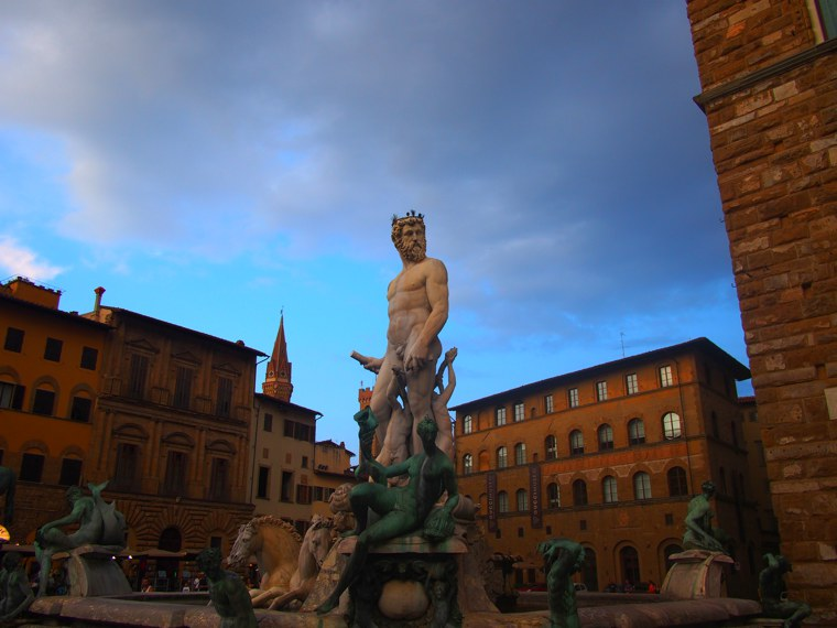 1.Italy-Florence