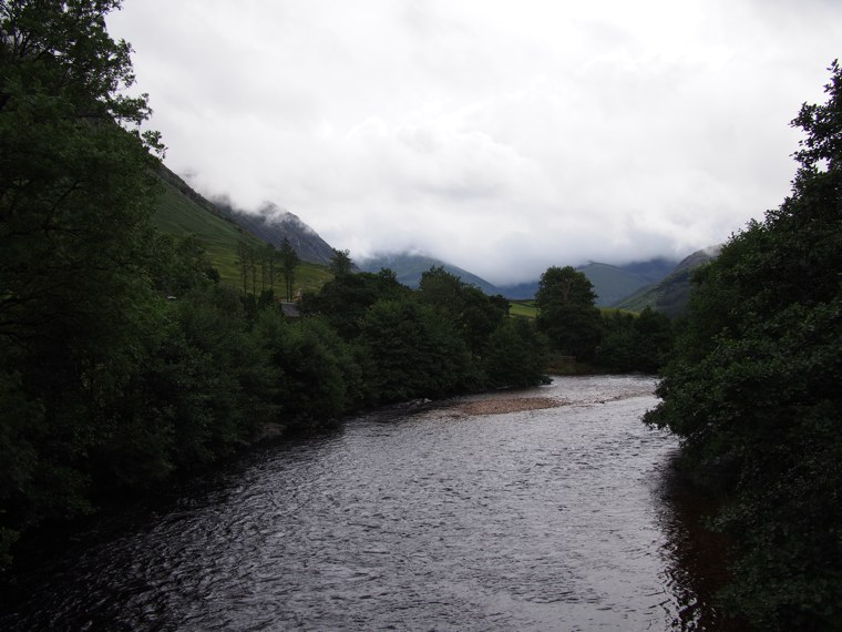 2.Scotland – Fort William to Ben Nevis