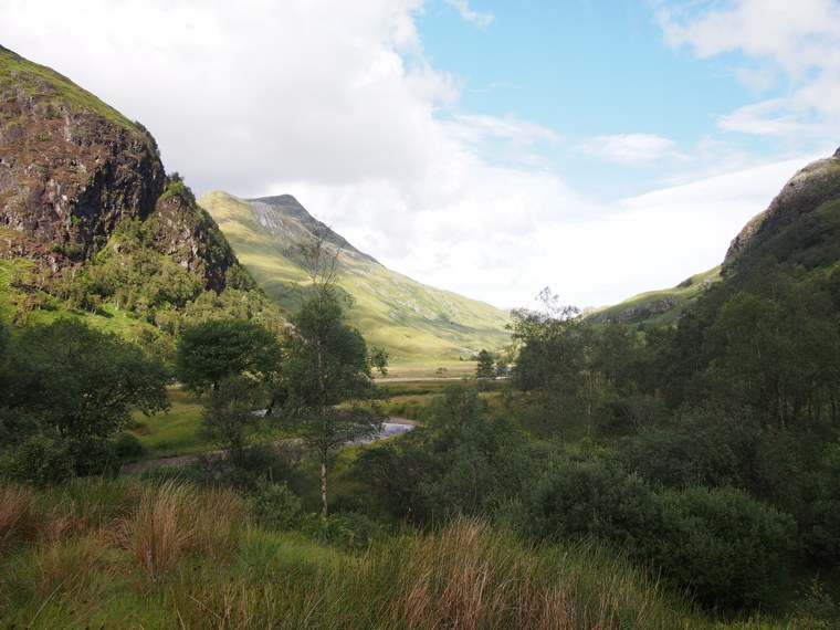 22.Scotland – Fort William to Ben Nevis