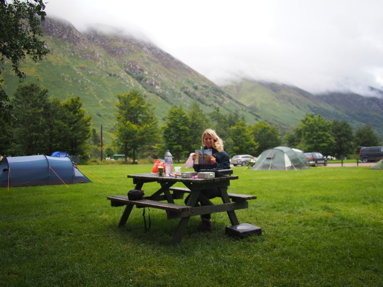 25.Scotland – Fort William to Ben Nevis