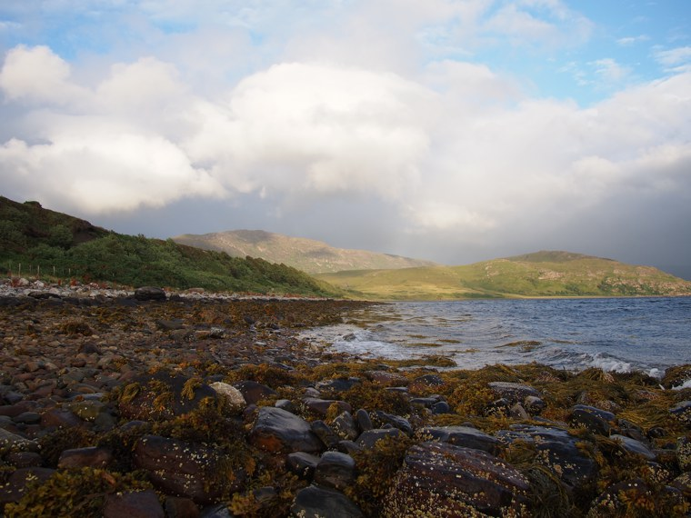 26.Scotland – Dunvegan to Dundonnell