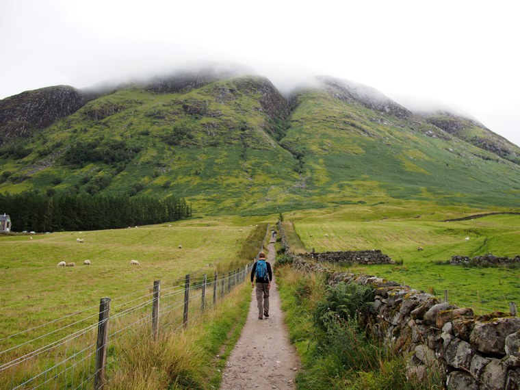 3.Scotland – Fort William to Ben Nevis