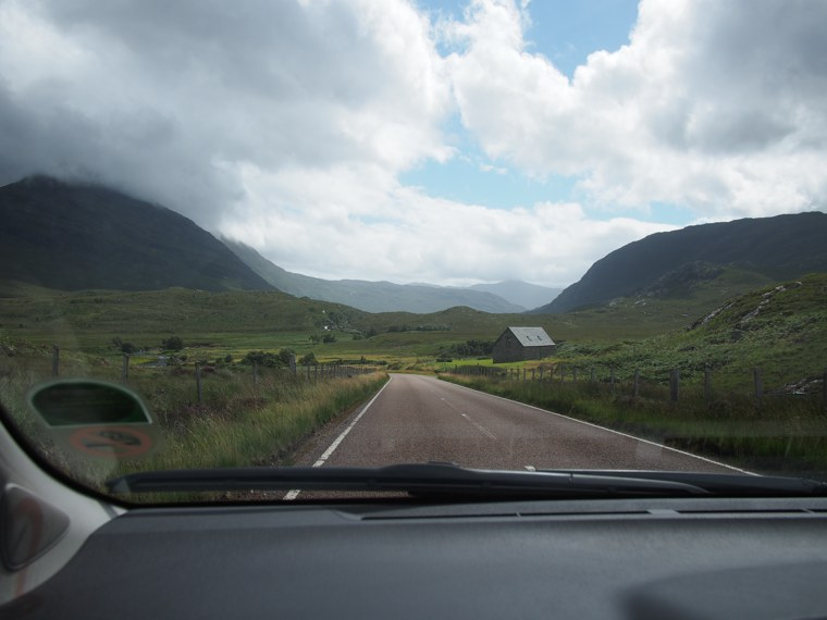 7.Scotland – Dunvegan to Dundonnell