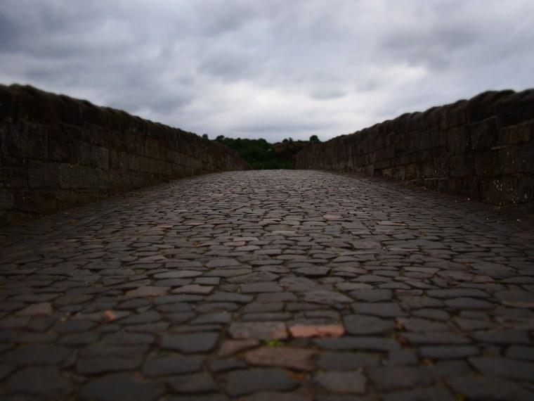 9. Scotland – Stirling to Kinlochleven-battle-bridge