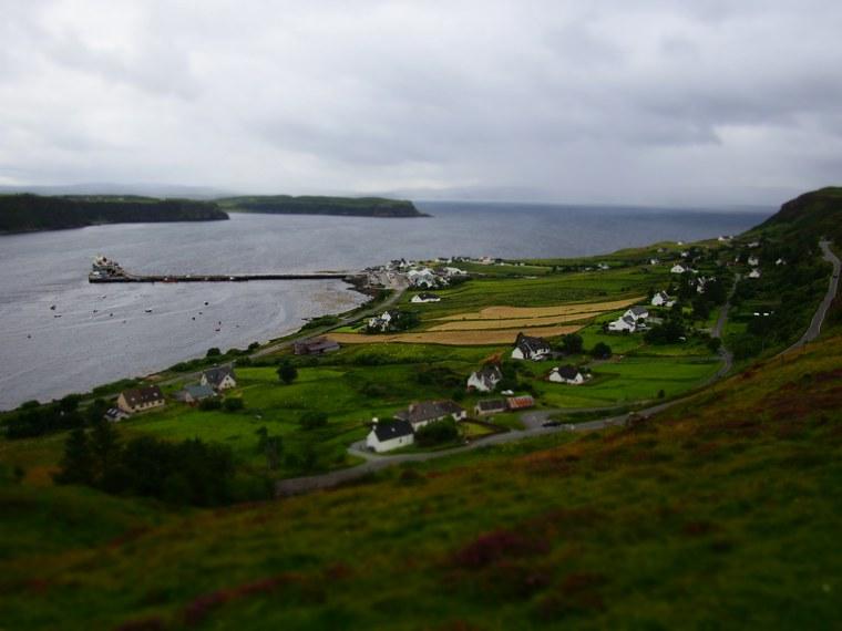 9.Scotland – Ben Nevis to Dunvegan