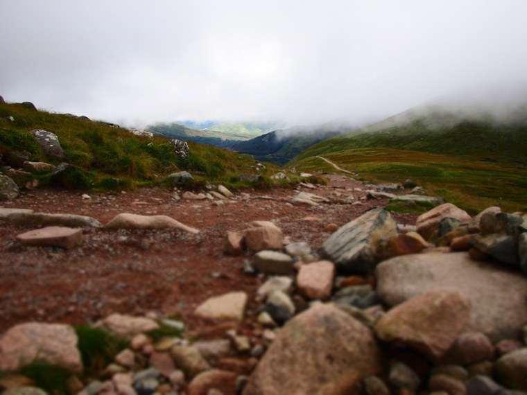 9.Scotland – Fort William to Ben Nevis