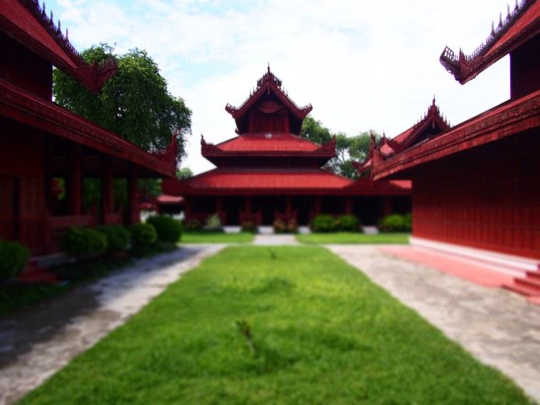 6.Myanmar_Mandalay_Royal_Palace