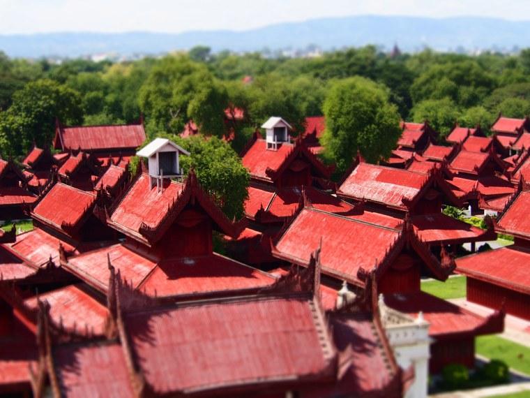 8.Myanmar_Mandalay_Royal_Palace