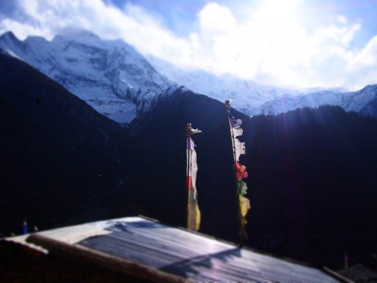 10.Nepal - Annapurna Circuit Taleku to Manang