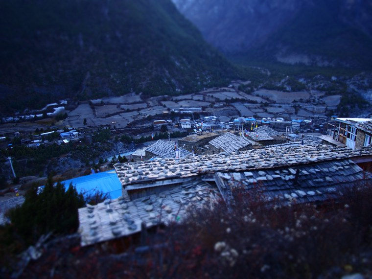 13.Nepal - Annapurna Circuit Taleku to Manang
