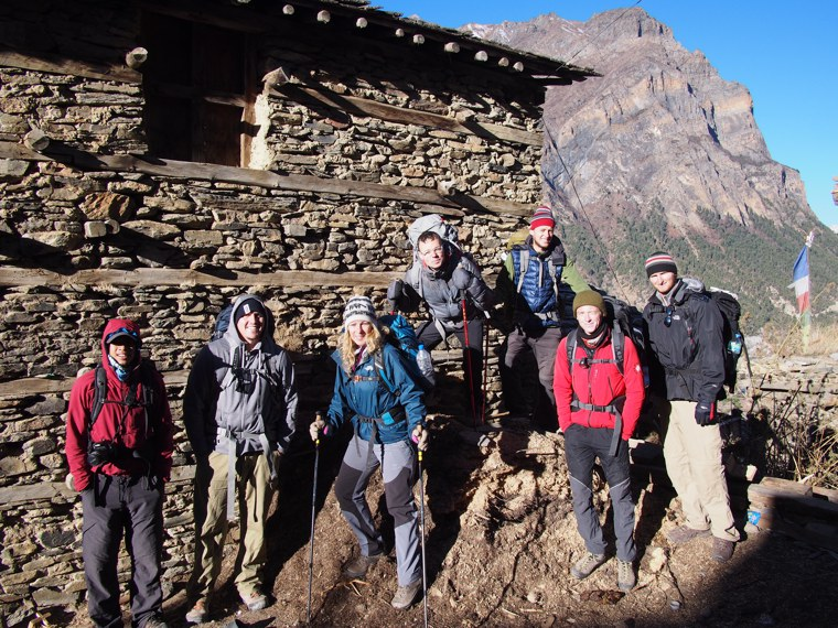 15.Nepal - Annapurna Circuit Taleku to Manang