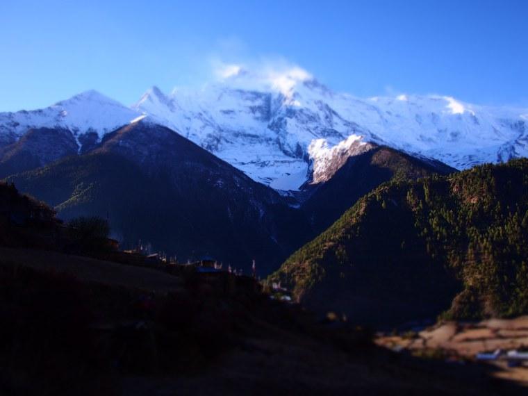 18.Nepal - Annapurna Circuit Taleku to Manang