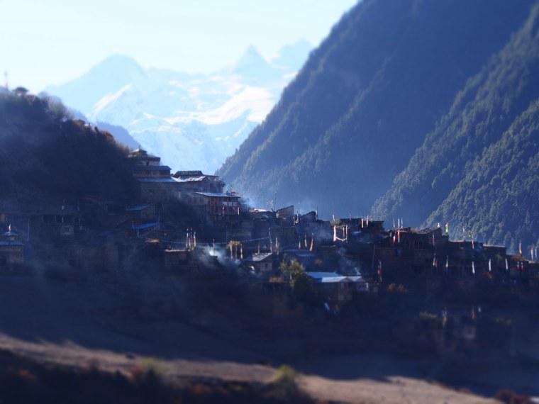 20.Nepal - Annapurna Circuit Taleku to Manang