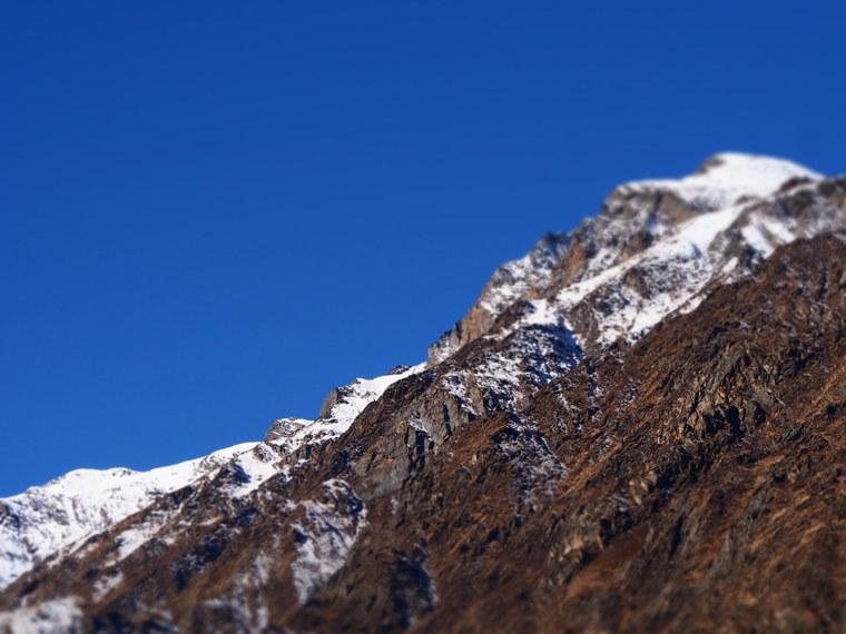 21.Nepal - Annapurna Circuit Taleku to Manang