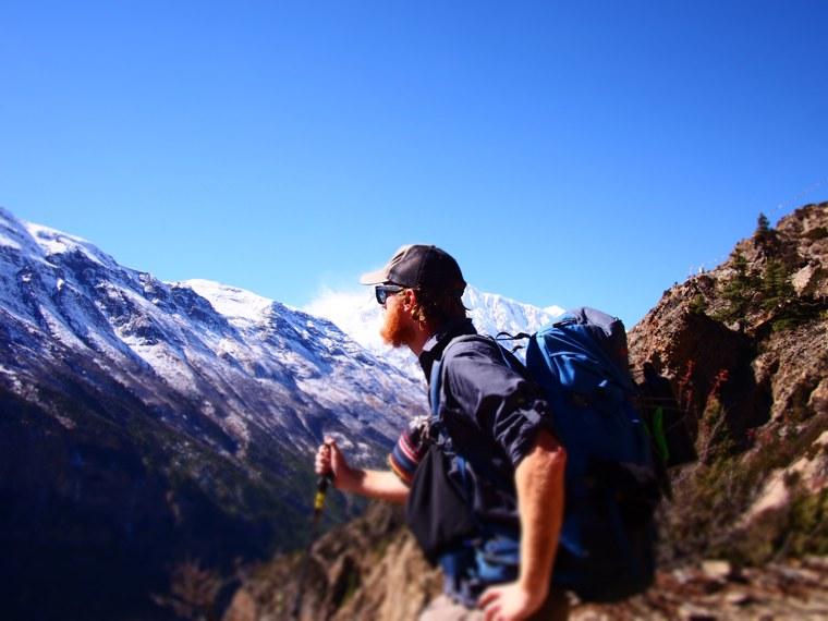 26.Nepal - Annapurna Circuit Taleku to Manang
