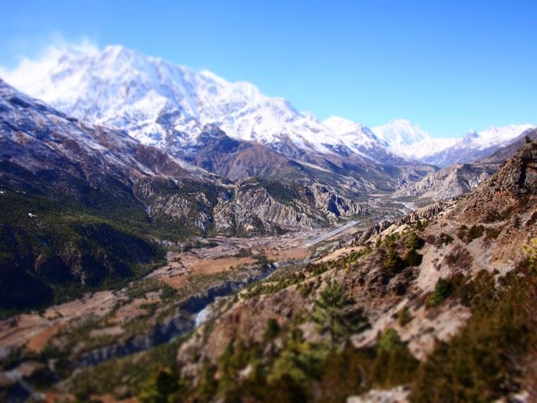 28.Nepal - Annapurna Circuit Taleku to Manang