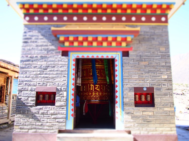 29.Nepal - Annapurna Circuit Taleku to Manang