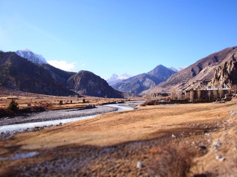 34.Nepal - Annapurna Circuit Taleku to Manang