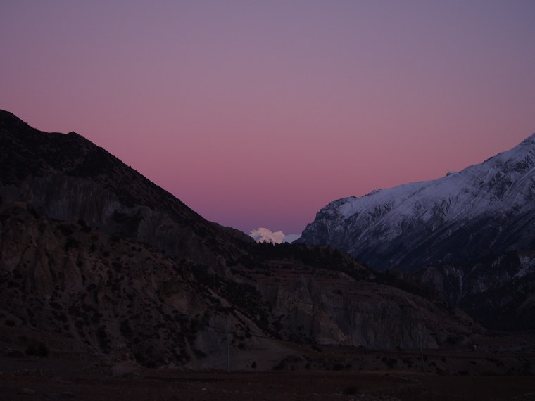 37.Nepal - Annapurna Circuit Taleku to Manang