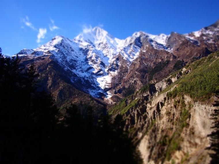 4.Nepal - Annapurna Circuit Taleku to Manang