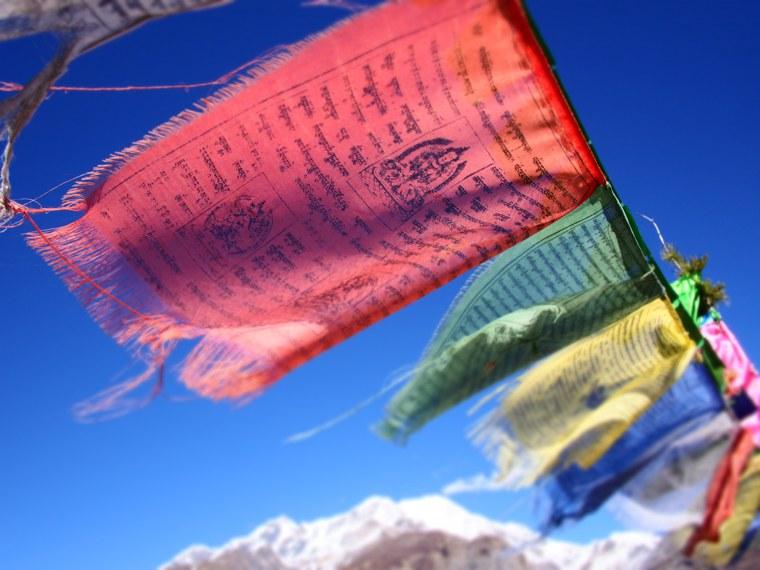 43.Nepal - Annapurna Circuit Taleku to Manang