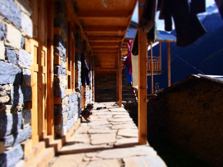 8.Nepal - Annapurna Circuit Taleku to Manang