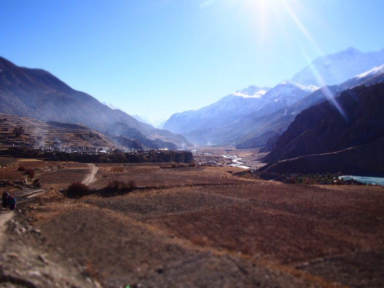 2.Nepal_Manang_to_Tilicho Lake