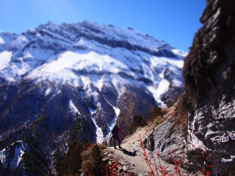 4.Nepal_Manang_to_Tilicho Lake